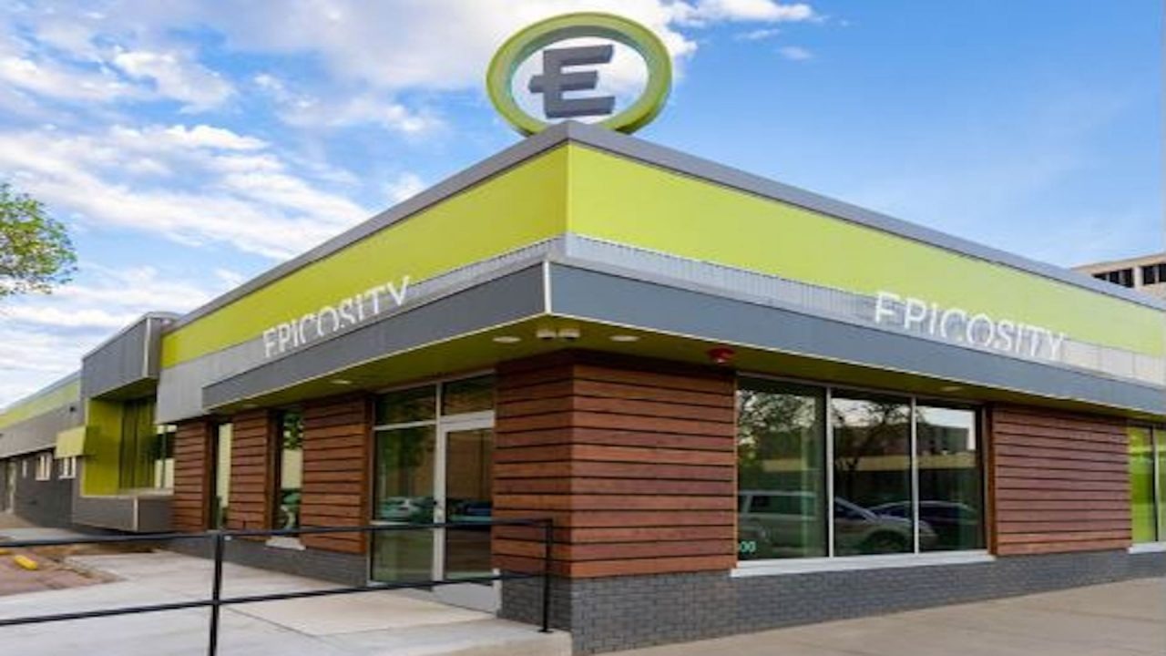 EPICOSITY OFFICE BUILDING