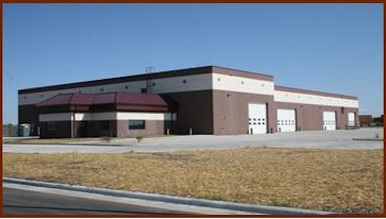SNOW REMOVAL EQUIPMENT BUILDING
